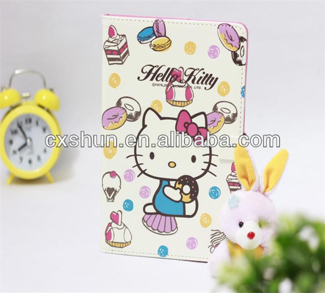 2013 Fashion design for hello kitty ipad mini case for kids