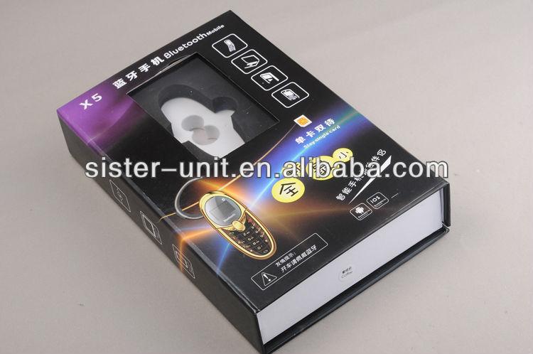 Model X5 3g mobile mini camera