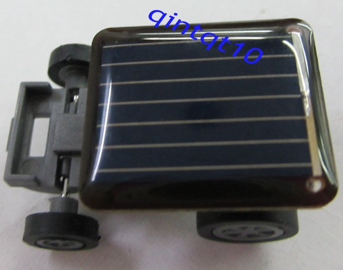 New Solar Children Toys Gift Super Mini Toys Solar Energy Intelligent Car Kids Toys 3C-179 - 50pcs/lots