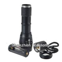мода нового 2000 люмен фонарик Кри t6 xm-l факел кемпинг оборудования привело водонепроницаемый светильник