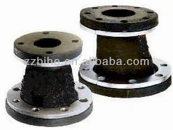 Reduced rubber joint,pipe joints with factory price