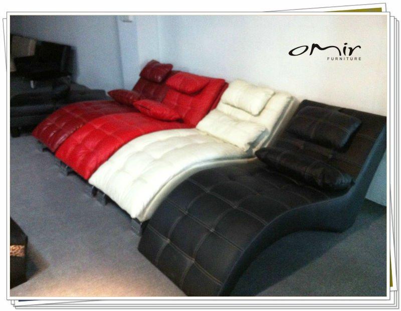 showroom sex sofa chair.