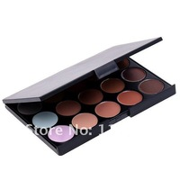 Big Discout! 15 Color Concealer Camouflage Makeup Palette Set, Dropshipping