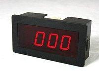 3 1/2 Red LED Digital AMP Panel Meter + Shunt  AC 50A