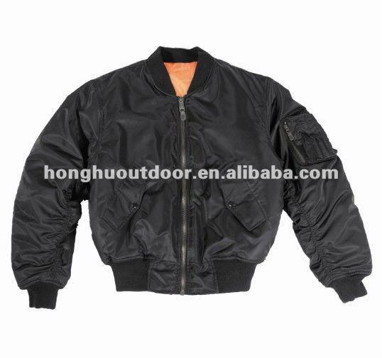 Pilot jacket Flying jacket MA1 jacket