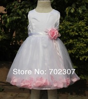 Платье для девочек Hot selling new Baby Dress baby clothing set Baby Apparels girls dress white SG-45