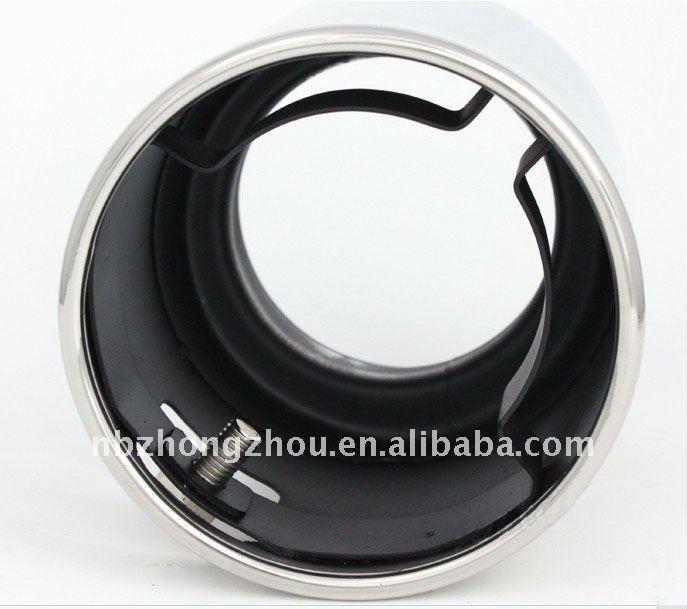 Stainless Steel Exhaust Pipe / Muffler