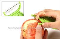 Нож для снятия цедры, кожуры Fruit Folding Knife Ultra Sharp Ceramic Paring Knives Multi-function Apple Peeler Paner Kitchen