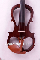 Скрипка Violin Electric Violin Silent Nice Sound Solid wood White Yellow Blue 4/4