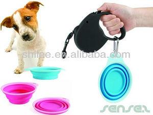Hot selling New Design Foldable Dog Travel Bowl