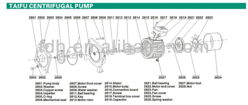 Nova bomba de gua dom stica bombas id do produto - Bomba de agua domestica ...