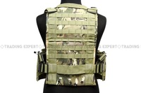 Защитная одежда 600D USMC Tactical MOLLE hydration carrier vest VT-04