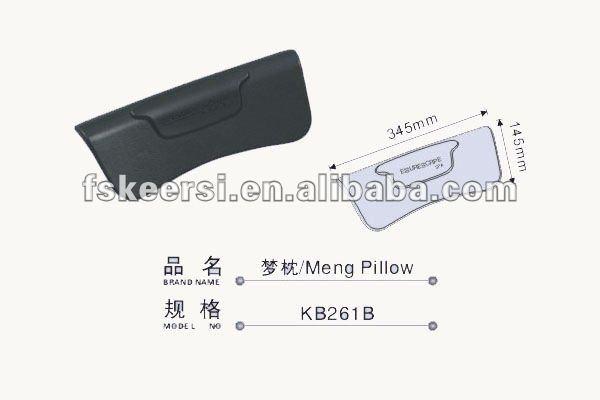 High quality black jacuzzi pillow