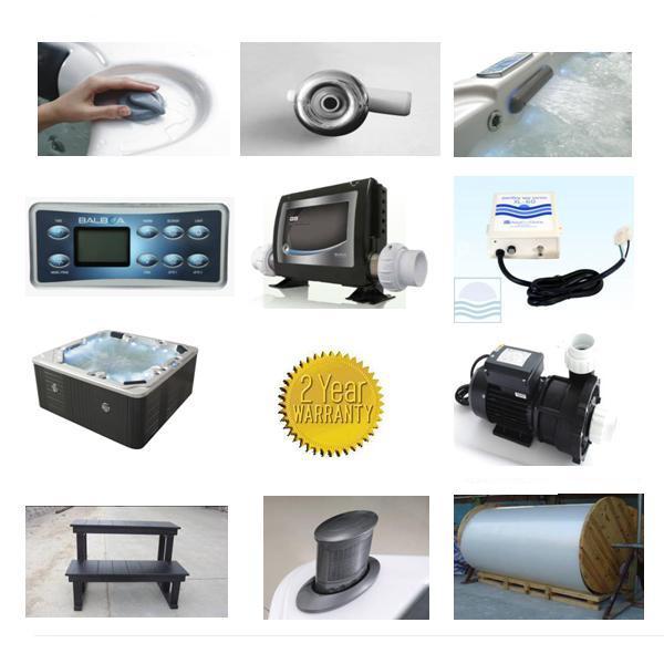 Monalisa outdoor economic spa/ freestanding bathtub/comfortable whirlpool M-3354
