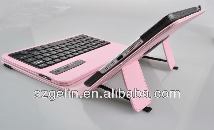 Pink Bluetooth Keyboard