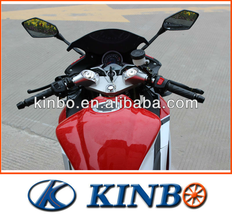 new 250cc racing motorcycle