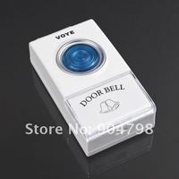 38 Tunes Songs Wireless Doorbell Door bell with Remote Control Free Shipping+dropshipping