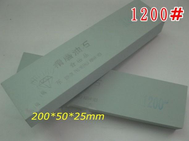 Buy Natural sharpener whetstone Green Carbon Whetstone 1200 Grift Knife Razor Sharpener Stone Whetstone Polishing Tool Free Shipping cheap