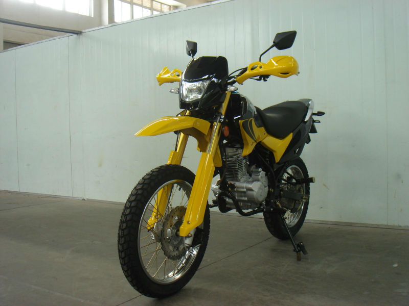 China Gas Powered 4 Stroke Motorcycle 200cc