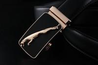 новые leopord пряжка 100% кожаные мужские ремни, ремень моды, Кескин кожаные ремни для мужчин