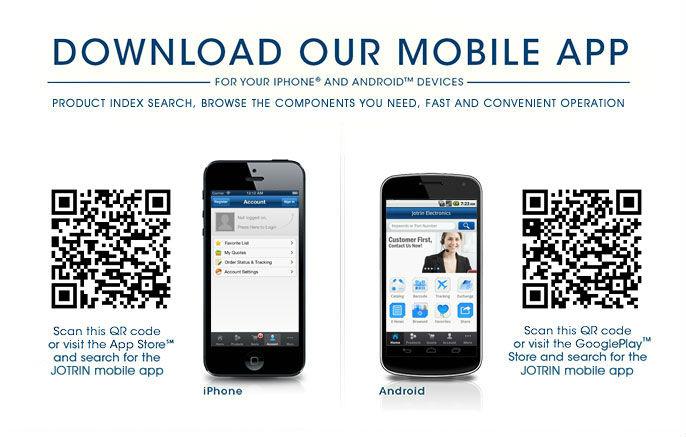 Jotrin Mobile App