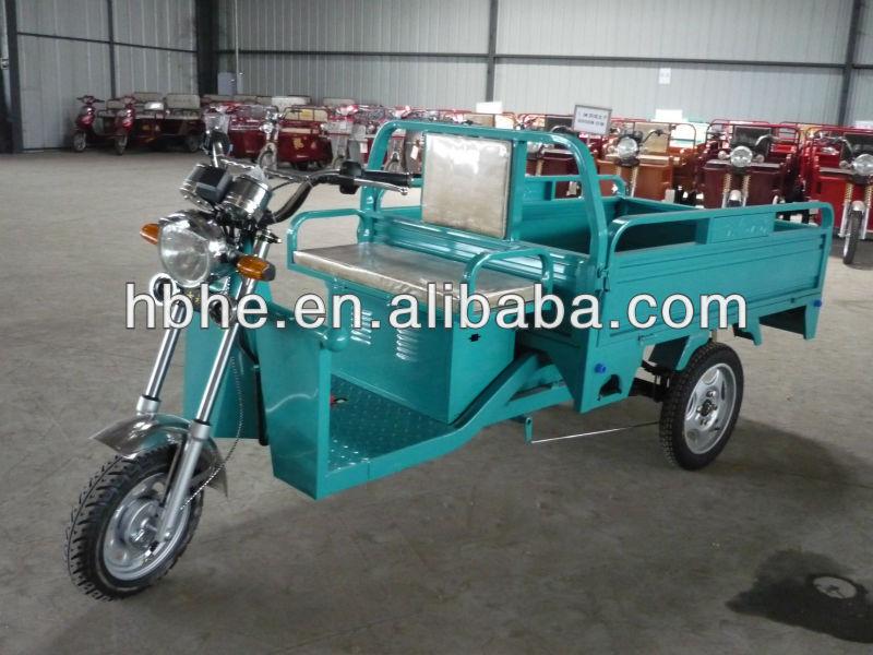 LHTZ Electric Three Wheeler Tricycle