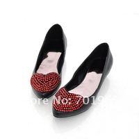 Туфли на высоком каблуке PU Low-heeled Shoes Pointed