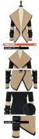 Женская куртка MQ ,  m/3xl MQ8442