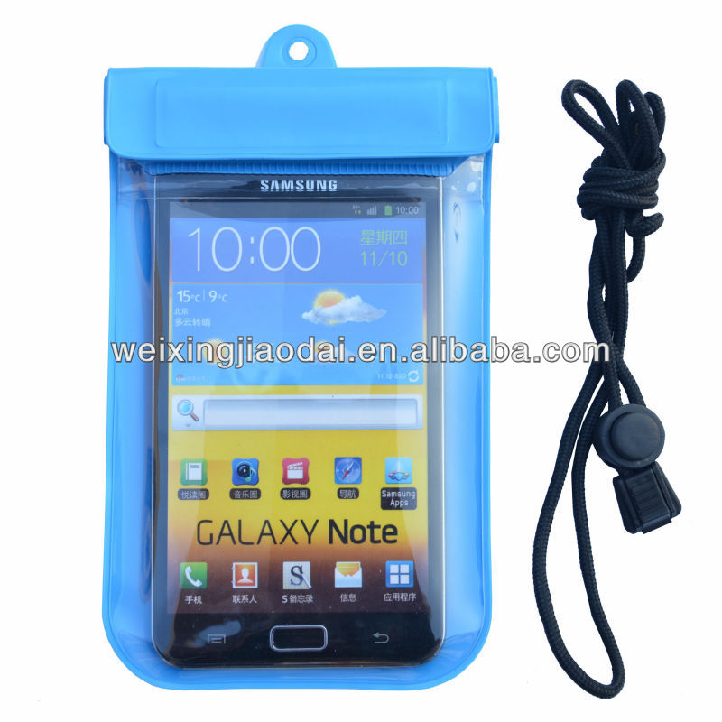 Waterproof cell phone bag waterproof cell phone factory waterproof cell phone manufacture