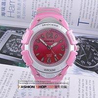 Наручные часы New brand passaw LED student Children watch luminous waterproof quality good 316