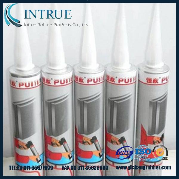 310ml pu sealant for car windscreen aluminum catridge