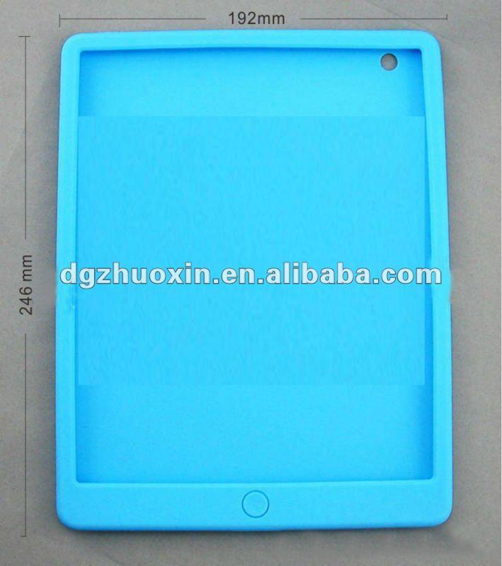 silicone cover for Ipad case 3 environmental FDA/SGS