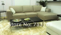 Modern furniture / living room fabric lounge / sectional / corner sofa MCNO8046