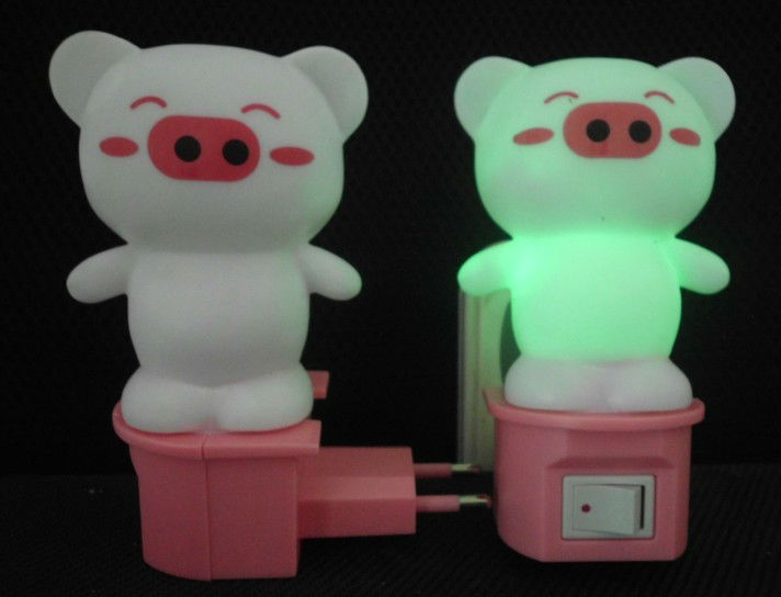 electric cute pig toys