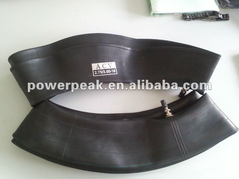 500-10 motorcycle butyl inner tube for Tunisia