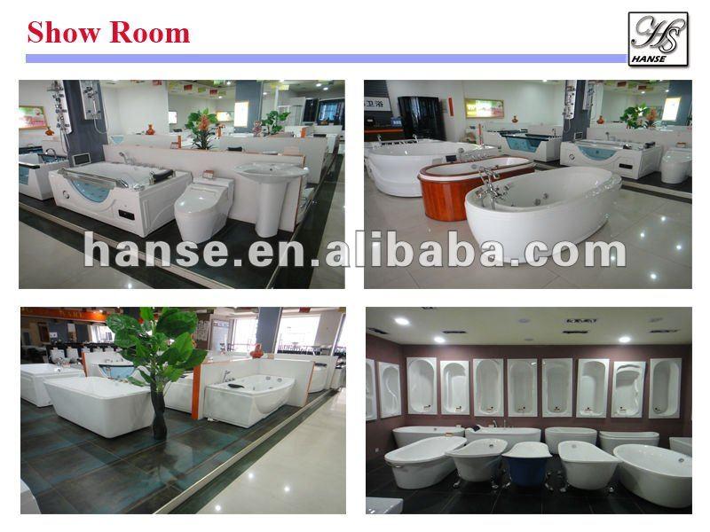 jet whirlpool bathtub with tv HS-B1203A