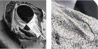 новые Мужские толстовки! Хан издание культивировать в морали пальто куртки/весна осень человек Толстовки/4 цвета моды