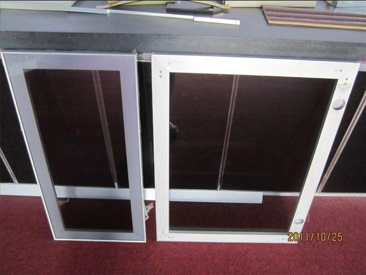 Marcos De Aluminio Para Puertas De Baño:Para el marco del aluminio de la puerta de gabinete
