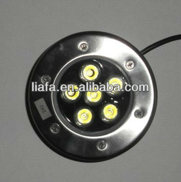 IP68 6W 9W LED recessed Swimming Lights