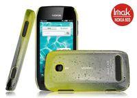 5color, капли imak прозрачный чехол для nokia 603 n603, с бесплатные экран протектор