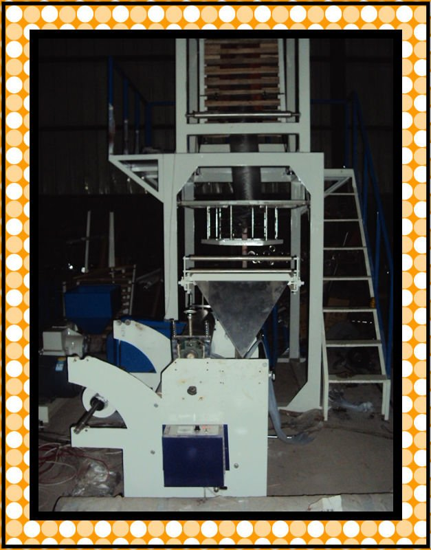 HERO BRAND PP Plastic Film Blowing Machine