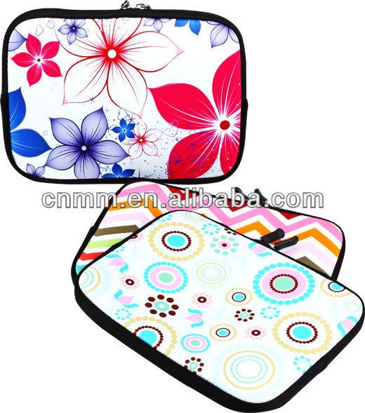 Multicolors Neoprene Sleeve For Laptop