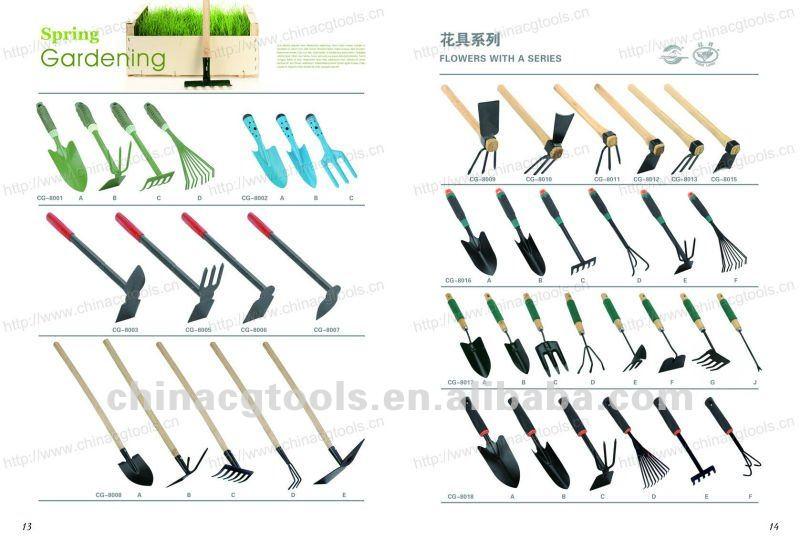 Haute qualit outil de jardin 3 pcs ensemble spade for Outil de jardinage p