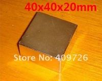 Магнитные материалы 2 /n50 40x40x20mm