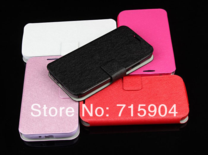 Newest Silk Smart Cover Case For Samsung Galaxy S4 i9500 Flip Stand Leather Case for Samsung i9500 (7).jpg