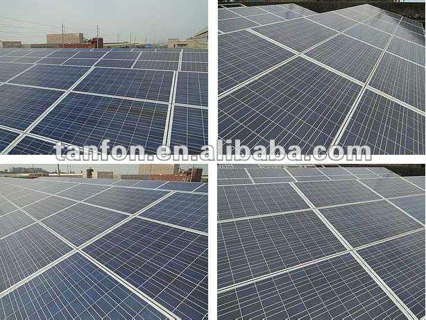 20000 watts solar panel for home / residential solar system 20kw / solar energy stystem for home use