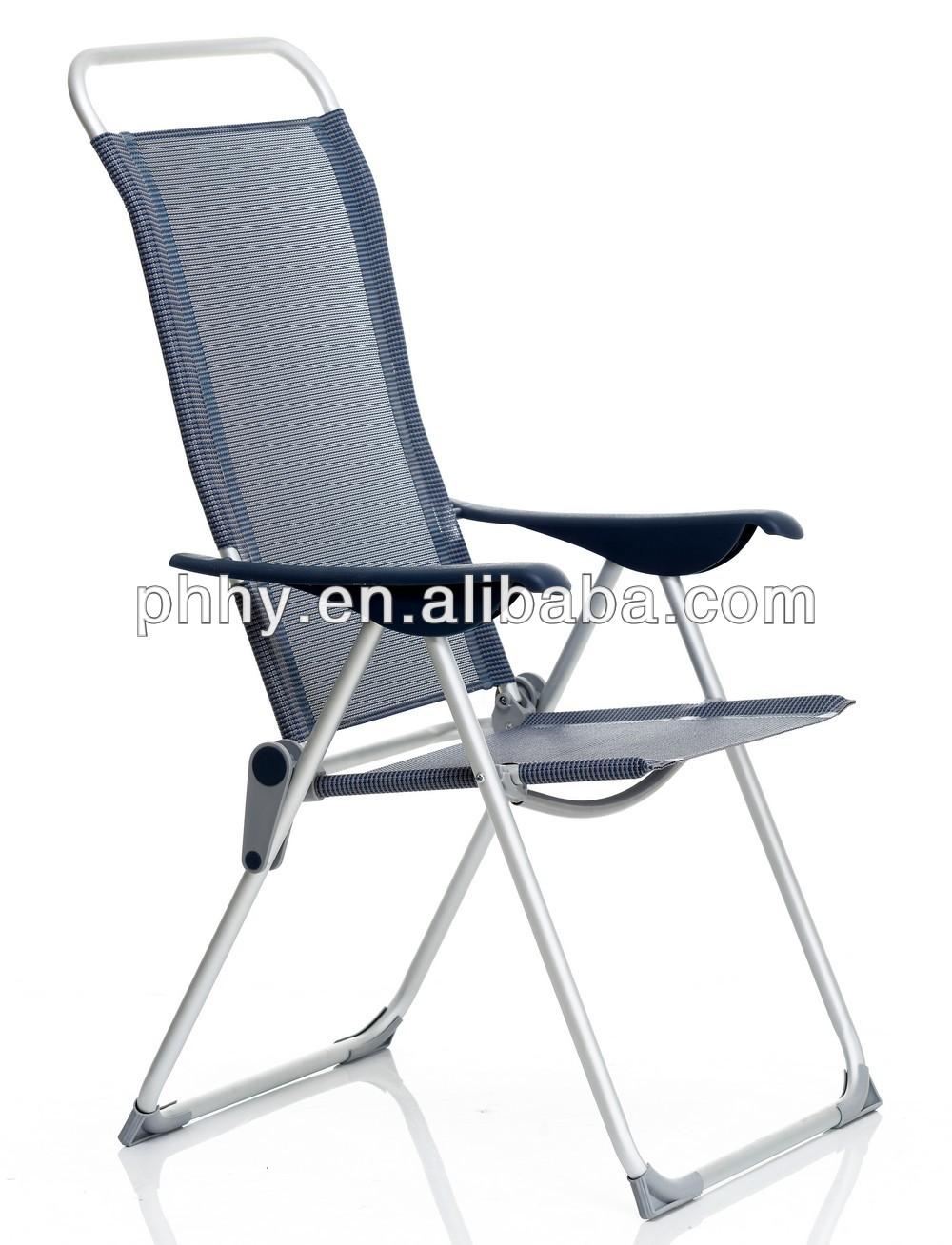 Pas cher en aluminium fauteuil pliant camping en plein air meubles chaise pli - Chaise pliable pas cher ...