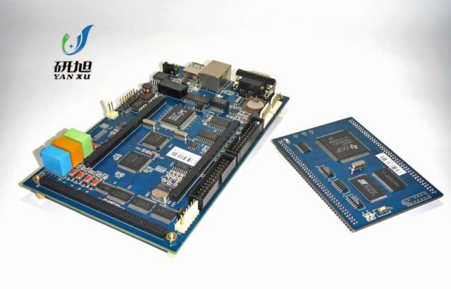 DSP evaluation board TMS320F2812