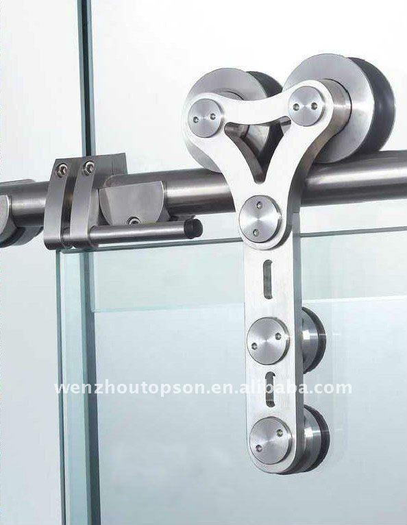 Double Big Roller Glass Sliding Doorinterior Glass Door Buy Glass