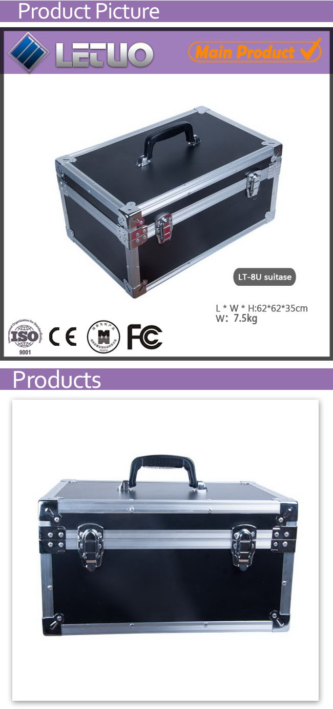 hard automotive instrumentation high quality aluminum tool box